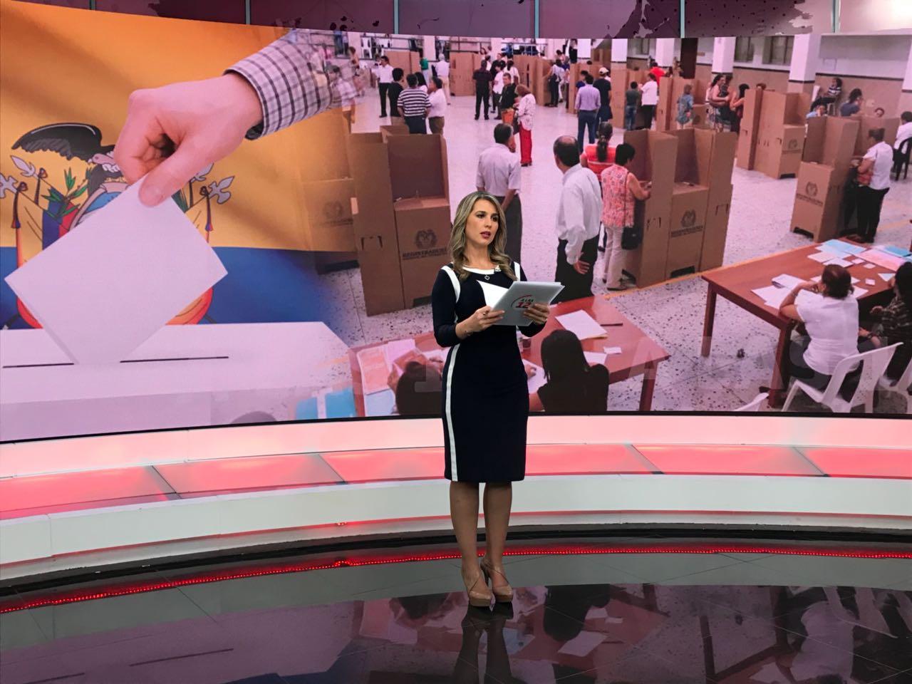 Así cubrimos la Jornada Electoral 2018 en Canal 1. / FOTO: Digital Canal 1.