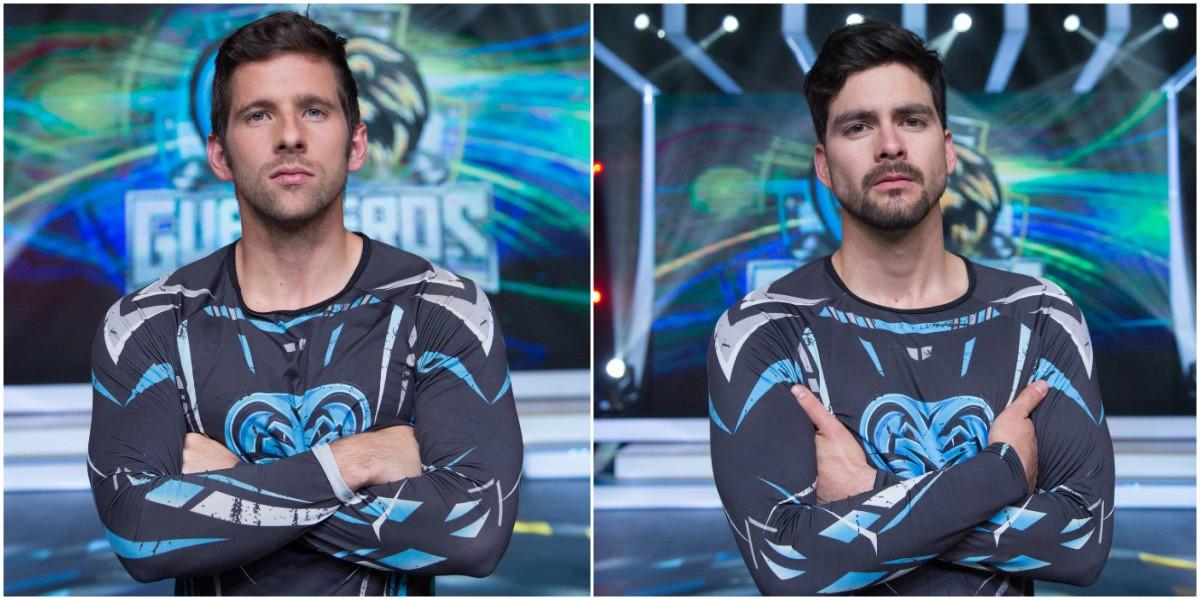 """Las cobras tienen dos nuevos """"Guerreros"""", Ian y Ricky. / FOTO: Digital Canal 1."""