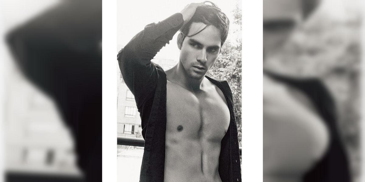"""Ian Valencia, nuevo integrante de Cobras en """"Guerreros"""". / FOTO: Instagram @ianvalenciab, PH: @miguelcolmenaresph"""