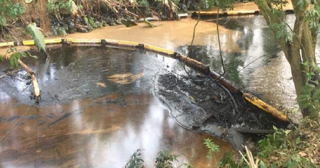 Iniciará proceso de sanción contra Ecopetrol por derrame