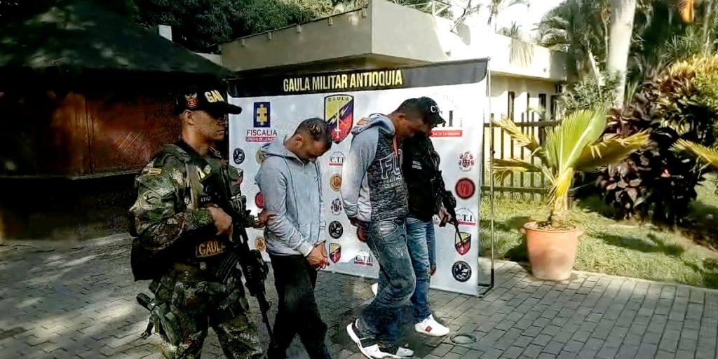Autoridades liberan a esposa del futbolista del equipo Rionegro Águilas Doradas