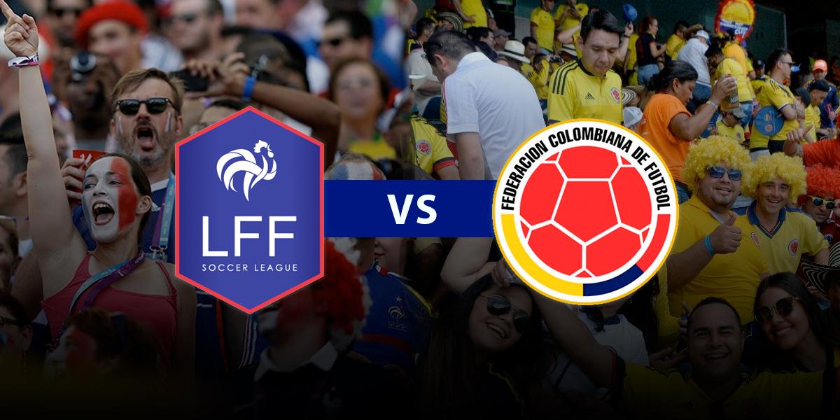 Resultado de imagen para francia vs colombia