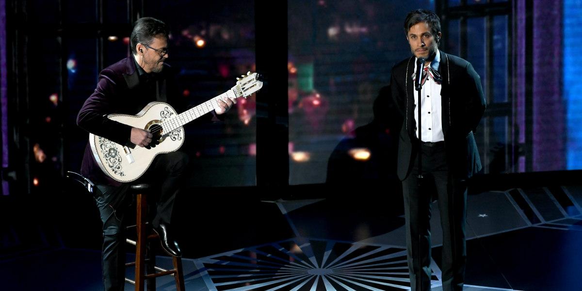 La criticada presentación musical de 'Coco' en los Óscar 2018