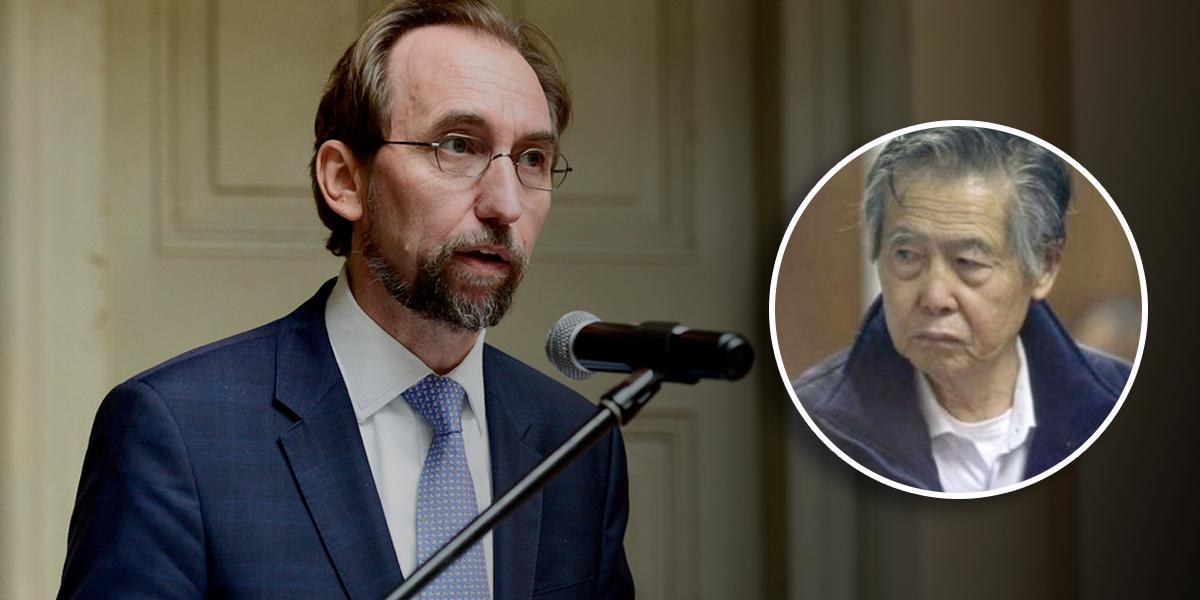 Alto comisionado ONU preocupado por Ley de Seguridad Interior