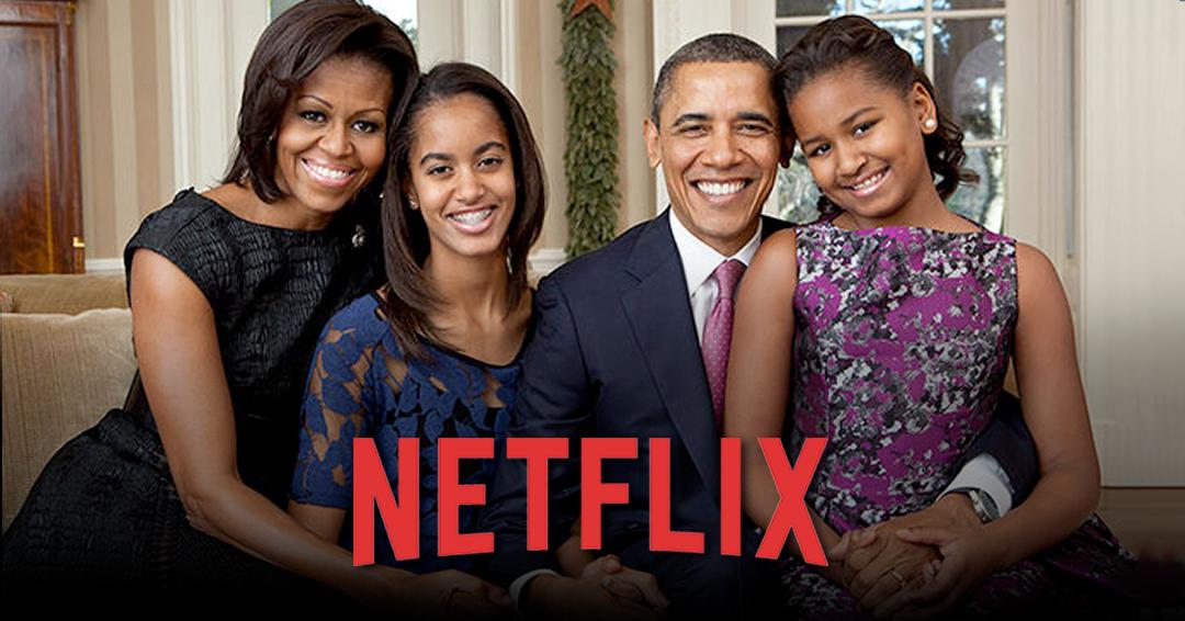 Las nuevas contrataciones de Netflix: Barack y Michelle Obama