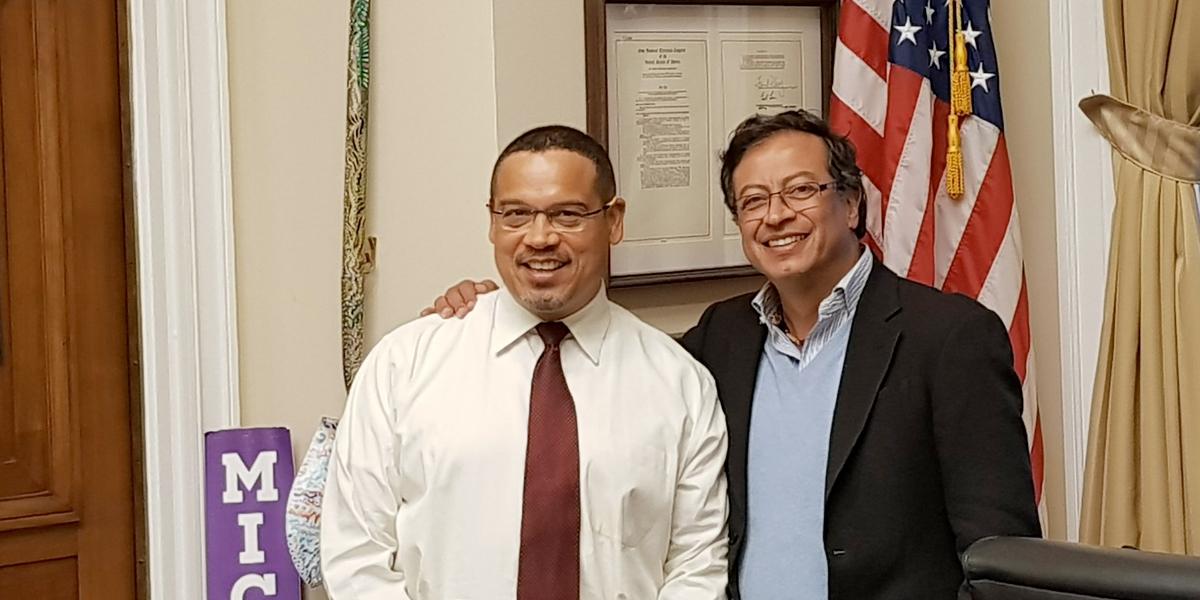 Petro está buscando victimizarse: Santos dice que el candidato exageró