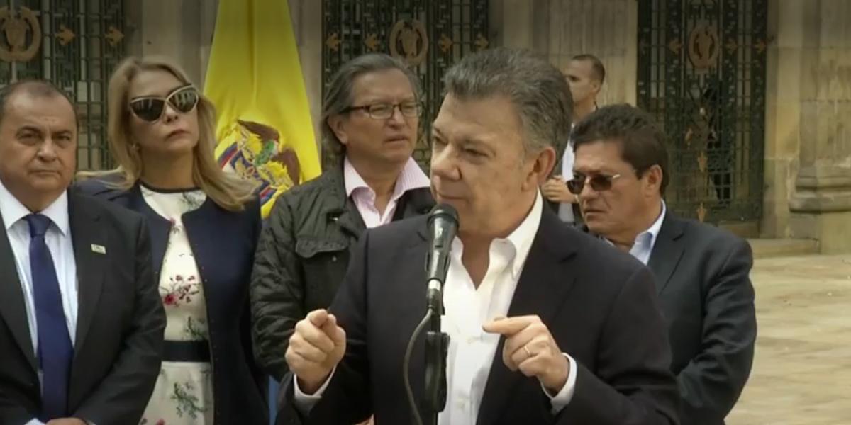 Organizaciones colombianas piden al gobierno retomar diálogo con ELN