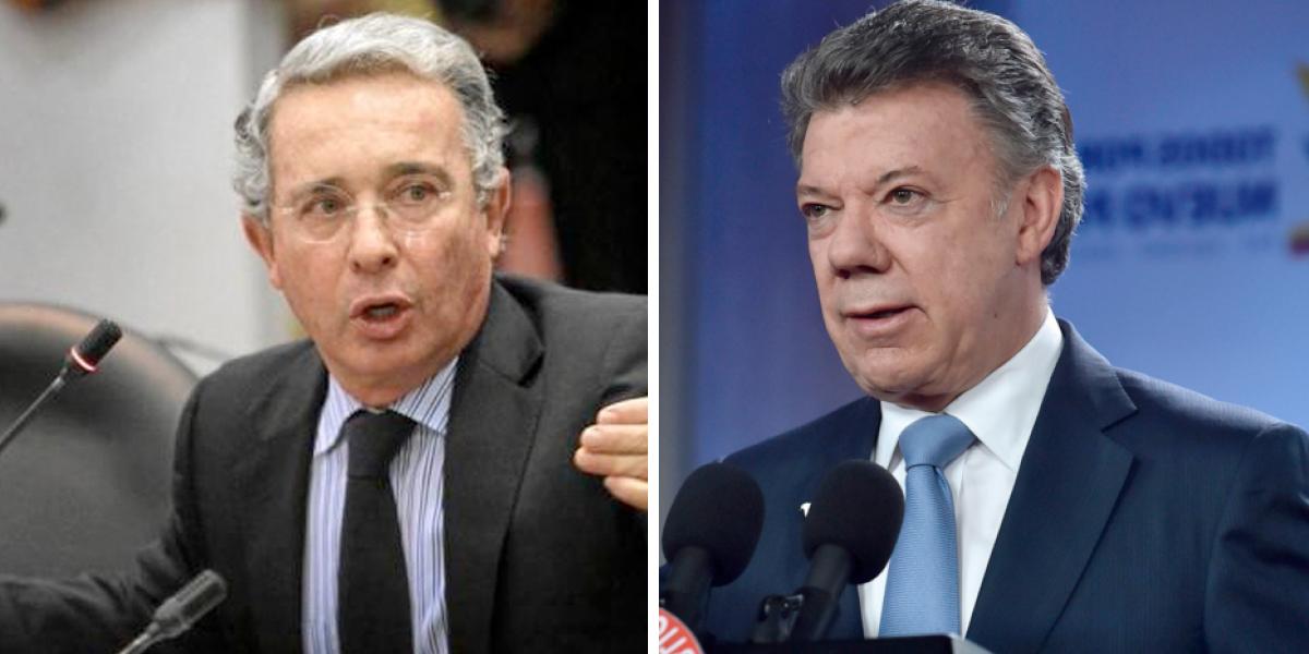Gaviria firma el divorcio con Juan Manuel Santos para las elecciones