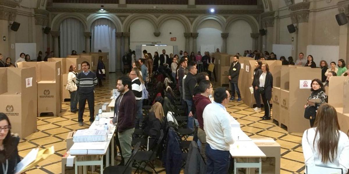 Cierran Urnas En El Exterior Para Elecciones Legislativas