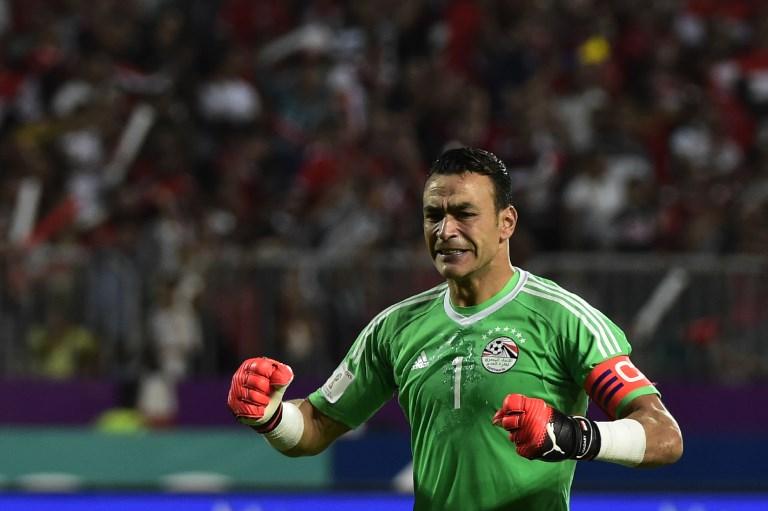 El arquero egipcio El Shenawy se perderá por lesión el Mundial 2018