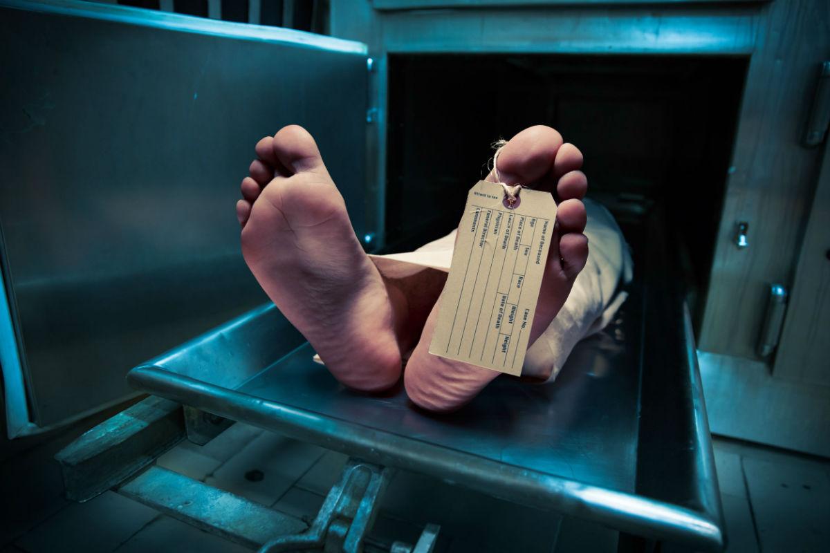 cadaver jose alejandro restrepo bogota - 123rf