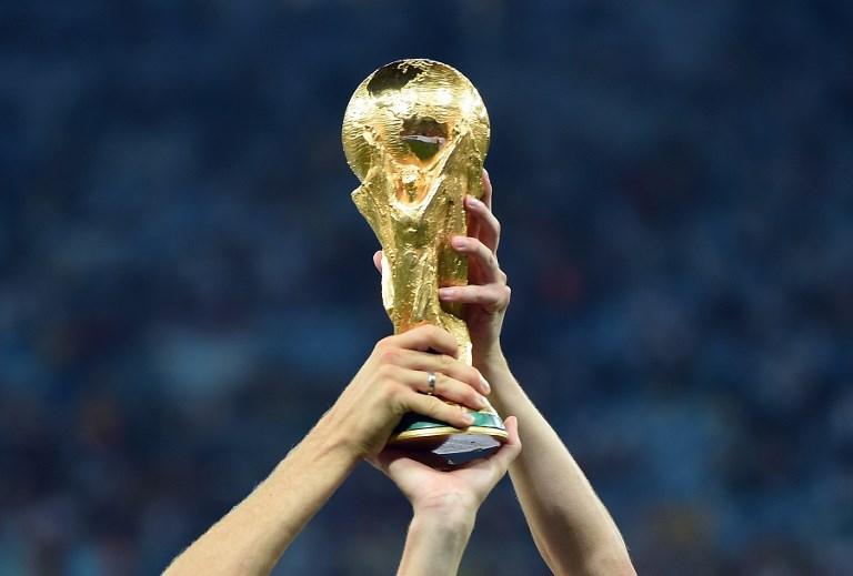 Copa del Mundo visita Colombia