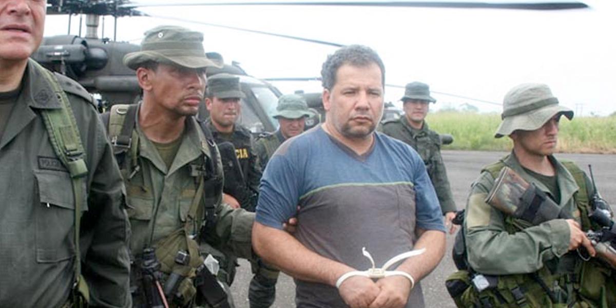 Colombia extradita al exjefe paramilitar 'Don Mario' a EE.UU