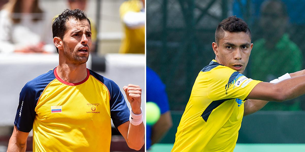 Copa Davis: Giraldo cayó ante Monteiro y Brasil se va arriba