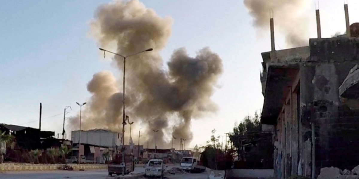 Ejército sirio toma el control de Duma, asegura Rusia