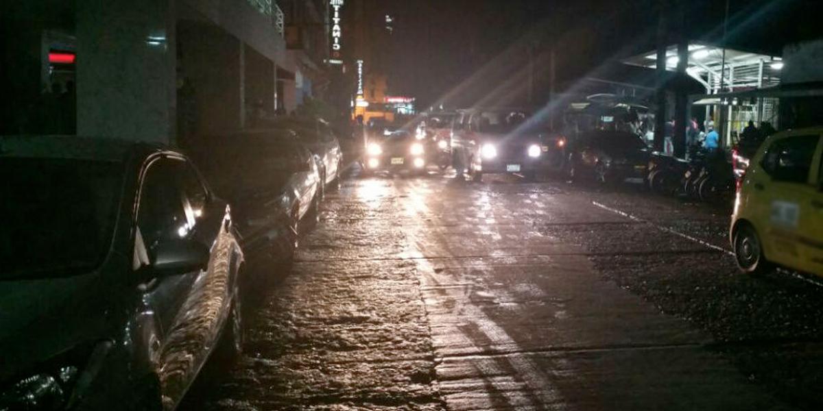 Por atentados, cinco municipios están sin energía en Nariño
