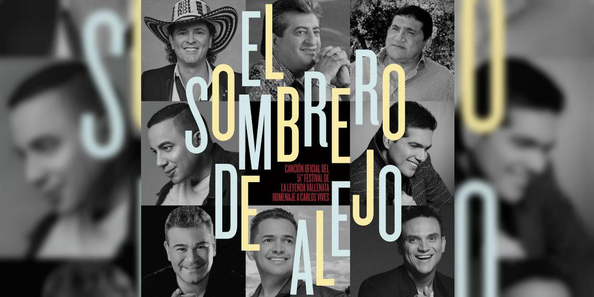 Festival de la Leyenda Vallenata 2018 tiene canción oficial