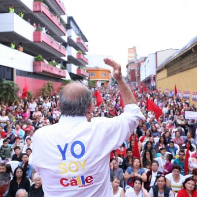 Humberto en La Calle