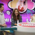"""Luces Velásquez en """"Venga Le Cuento! / FOTO: Digital Canal 1."""