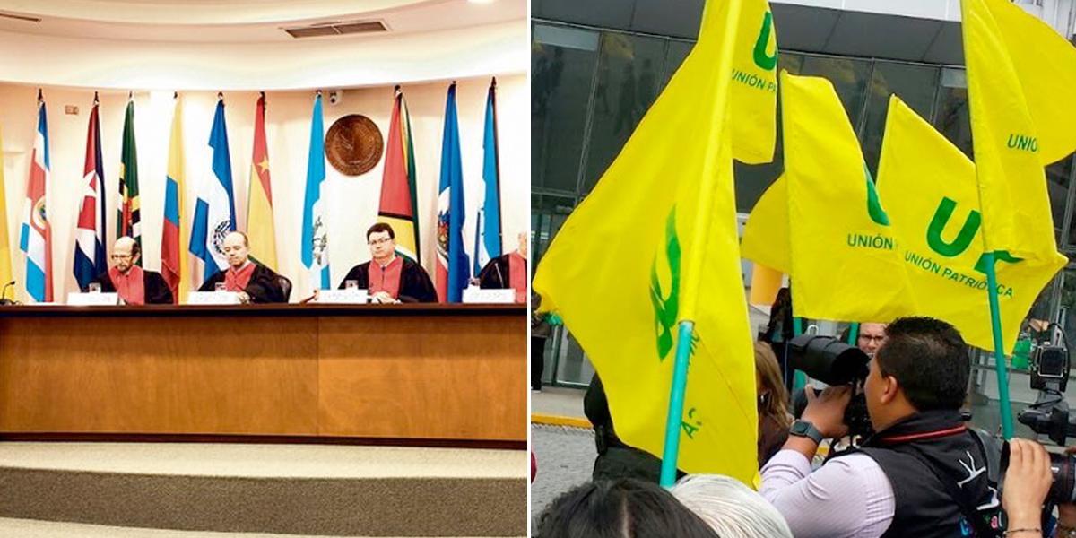 Asesinatos de la Unión Patriótica serán llevados a la CorteIDH