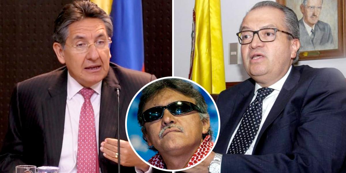 JEP no tiene competencia para suspender extradición de Santrich