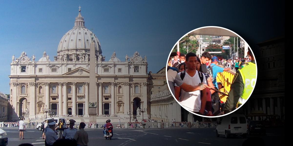 Vaticano creó proyecto humanitario para inmigrantes venezolanos
