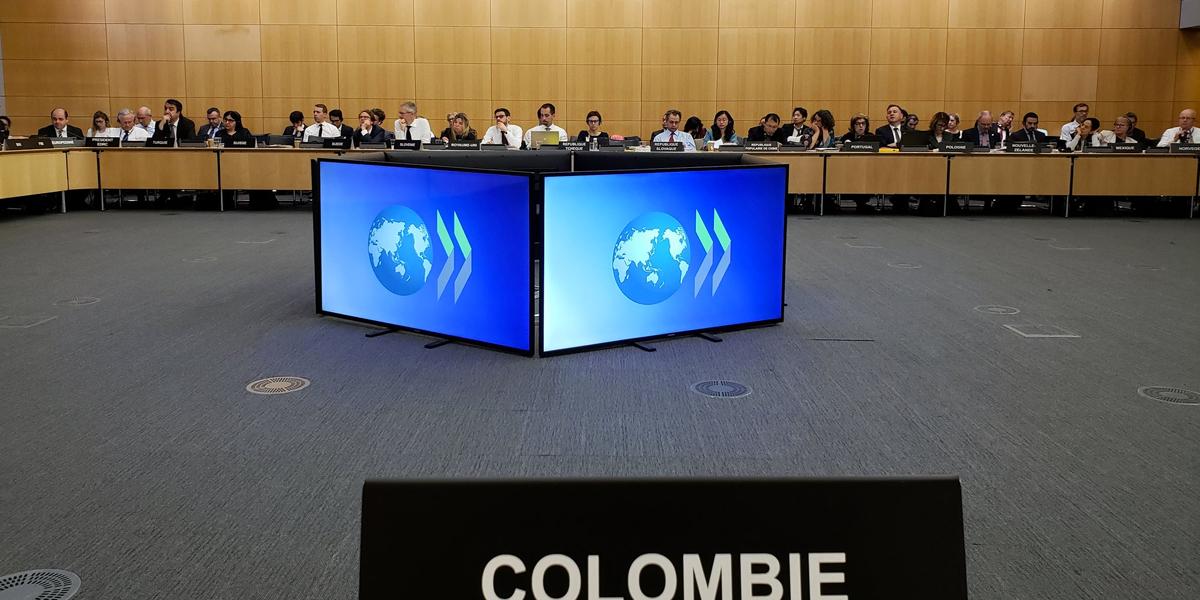 Comité comercial aprueba ingreso de Colombia a la Ocde