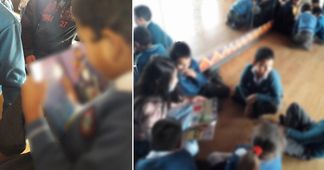 Fiscalía dice que Eln está reclutando niños en Bogotá