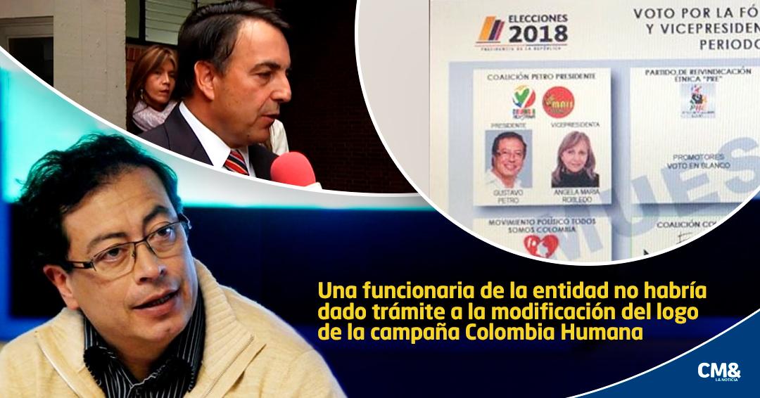 Procuraduría abrió indagación por logo de Gustavo Petro