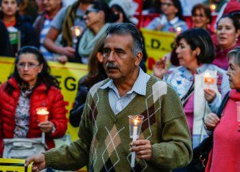 salario profesores fecode protestas - afp