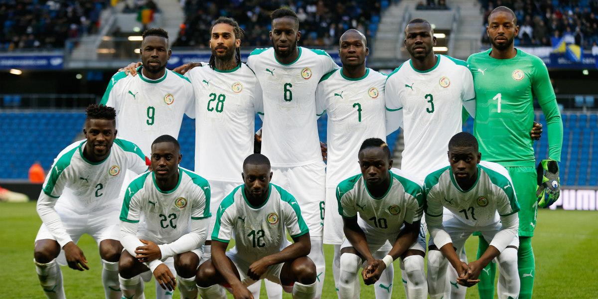 Senegal, primer rival del grupo de Colombia que dio sus 23 convocados