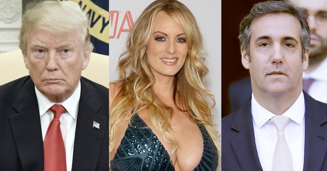 Trump revela formalmente reembolso al abogado que pagó a Stormy Daniels