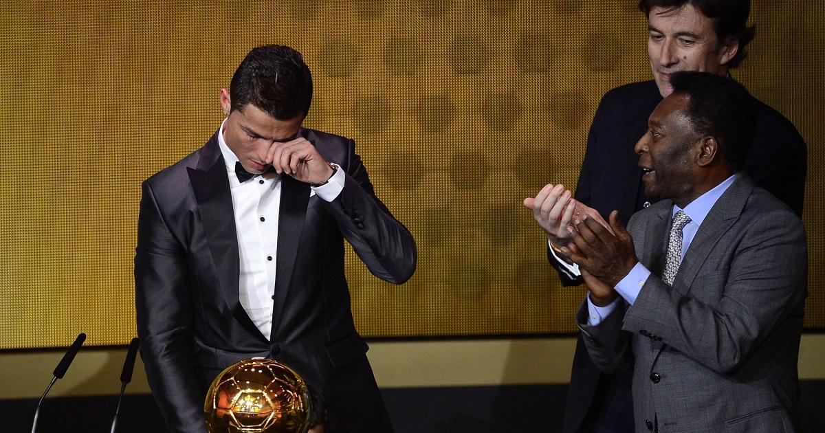 Cristiano Ronaldo iguala histórica marca goleadora de Pelé