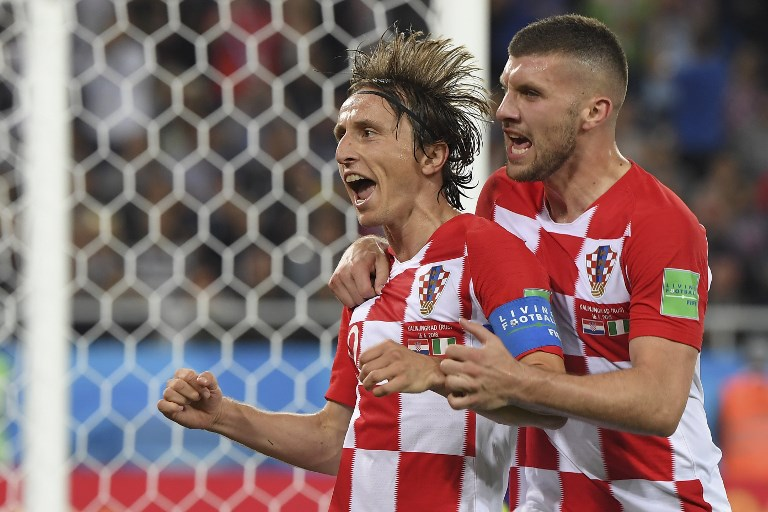 Croacia le ganó a Nigeria y lidera el grupo de Argentina - Deportes