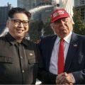 Dobles de Kim Jong Un y Donald Trump