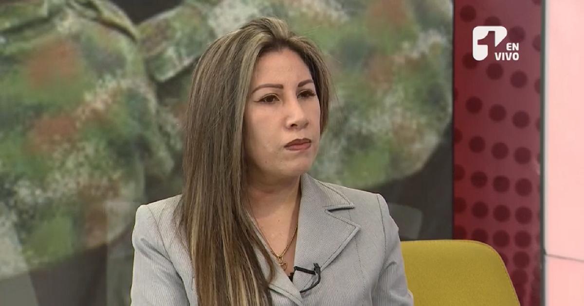 """""""Cambios del Centro Democrático no afectan la JEP"""": abogada Tania Parra"""