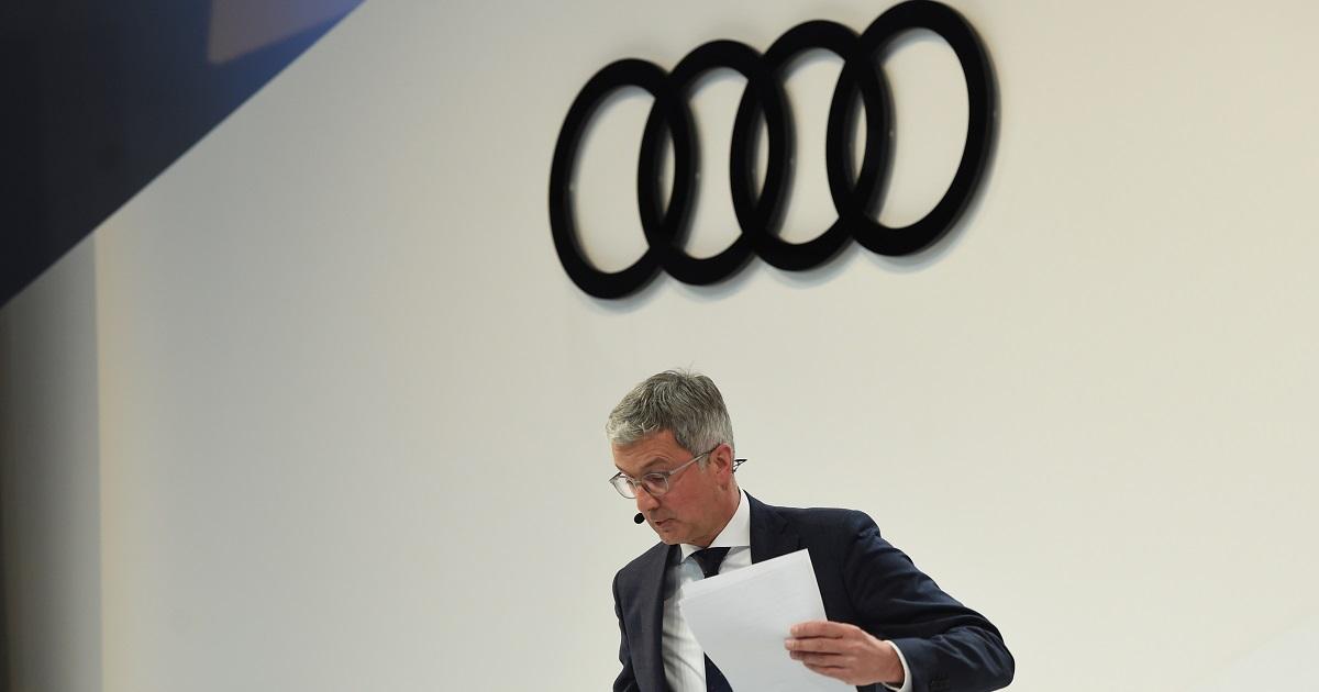 Detienen en Alemania al presidente de Audi
