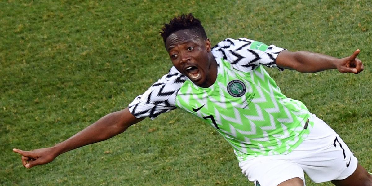Los Goles De Nigeria Que Ponen A Sonar A Argentina Con La Clasificacion