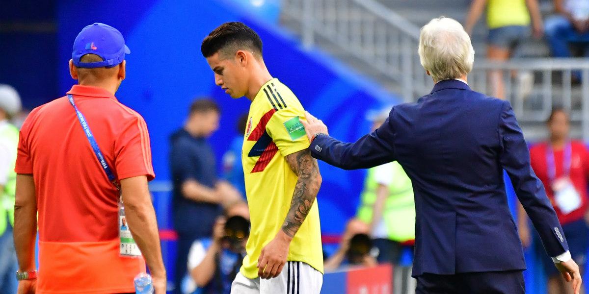 Colombia clasifica a octavos de final en el Mundial