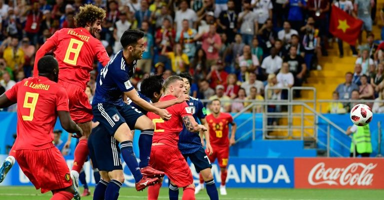 Bélgica Japón