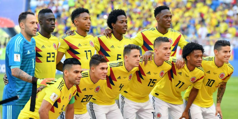 seleccion colombia fechas eliminatorias mundial qatar 2022