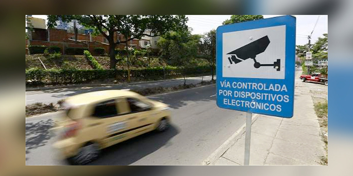 Fotomultas colombia corte constitucional