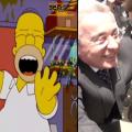 Uribe y Homero