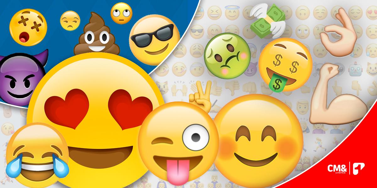 ¿Sabes cuál es el emoji más usado en Colombia?