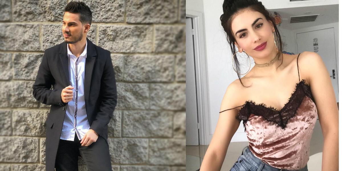 ¿Volvieron? La romántica foto de Pipe Bueno y Jessica Cediel