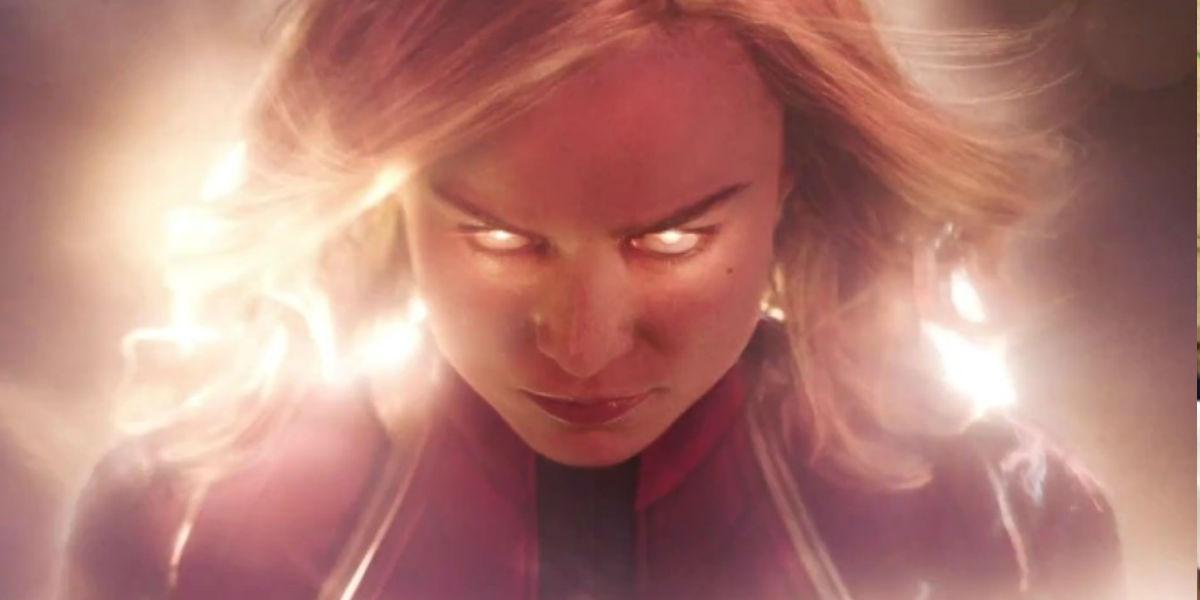 Mira el primer tráiler de 'Capitana Marvel', una de las superheroínas más poderosas del mundo