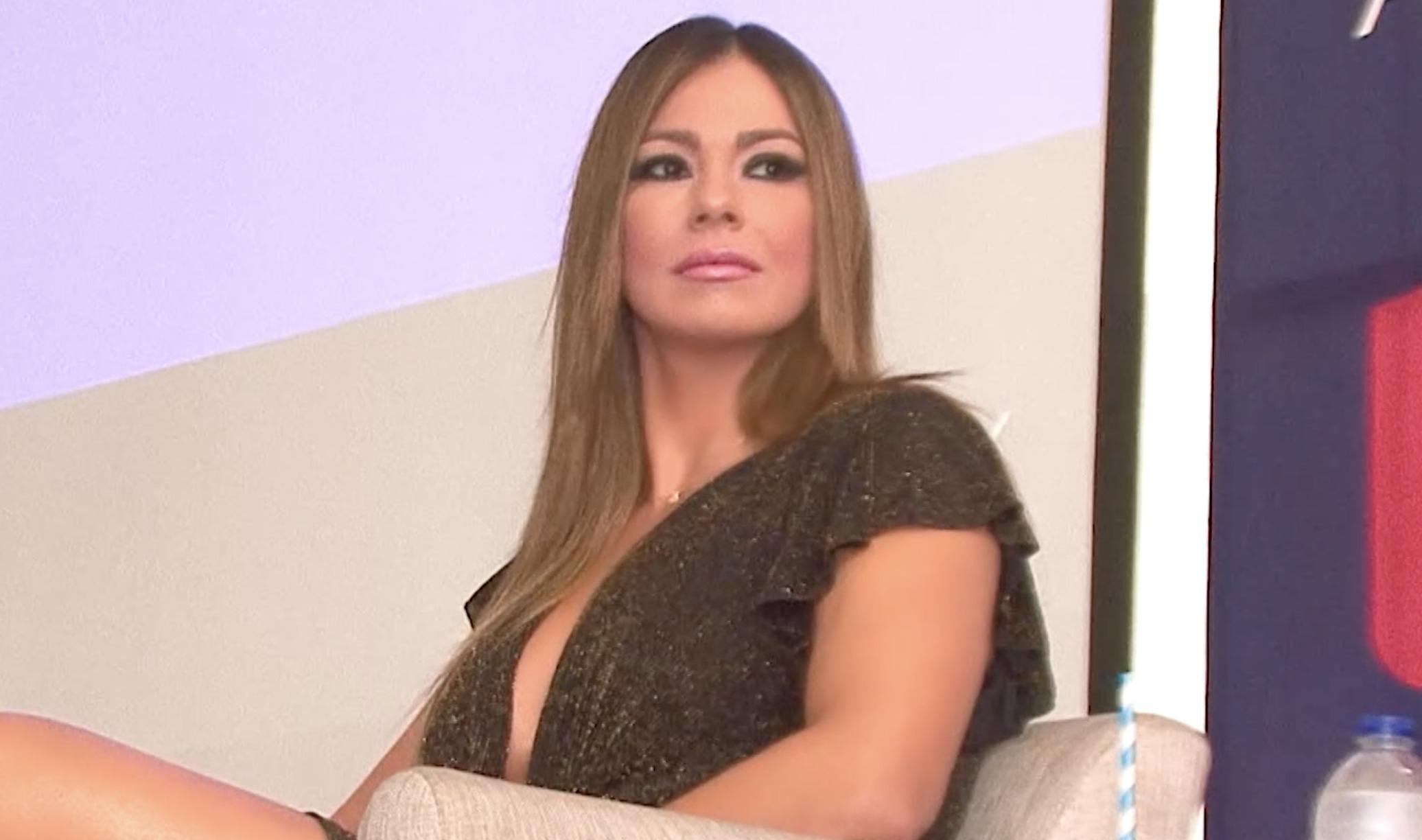 Esperanza Gómez reveló que su primera experiencia sexual fue producto de un abuso