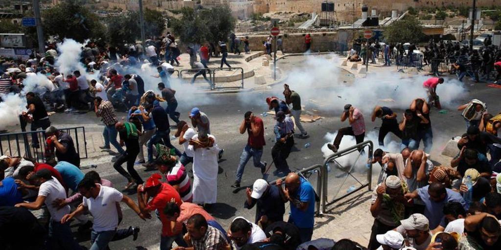 Fuertes disturbios en Gaza dejan muertos y heridos