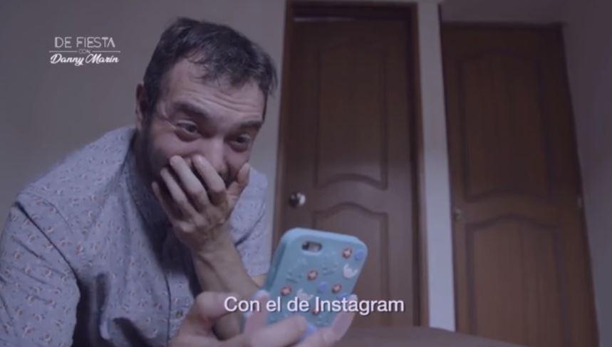 Los 'Enemigos del Ritmo' hicieron una penosa parodia de Penchy Castro