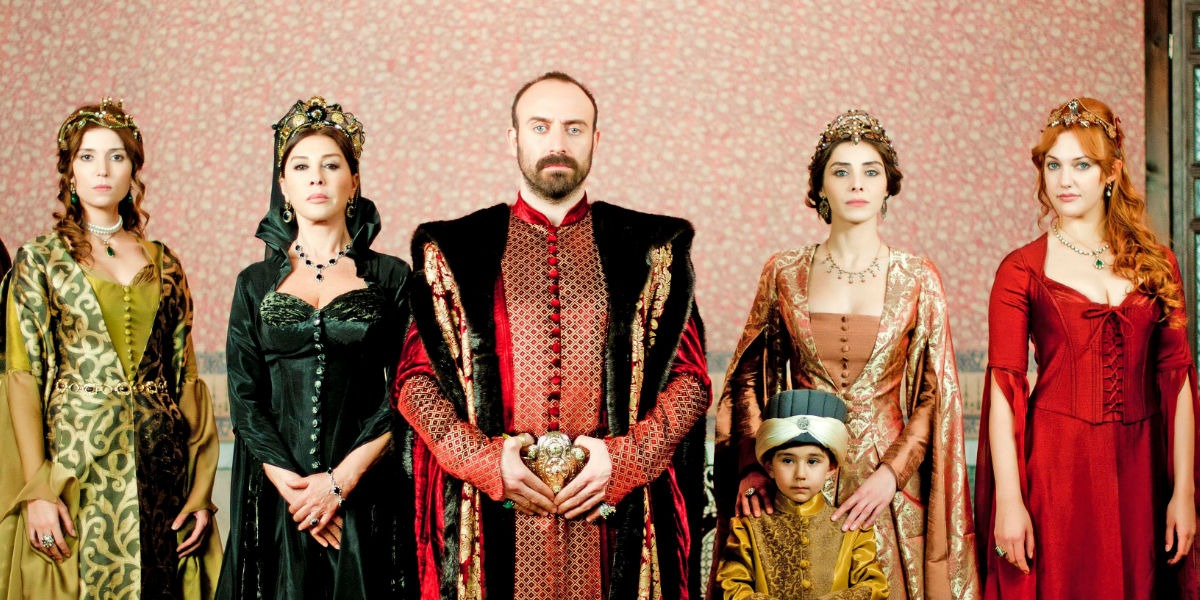 el sultan serie imperio otomano verdadera historia